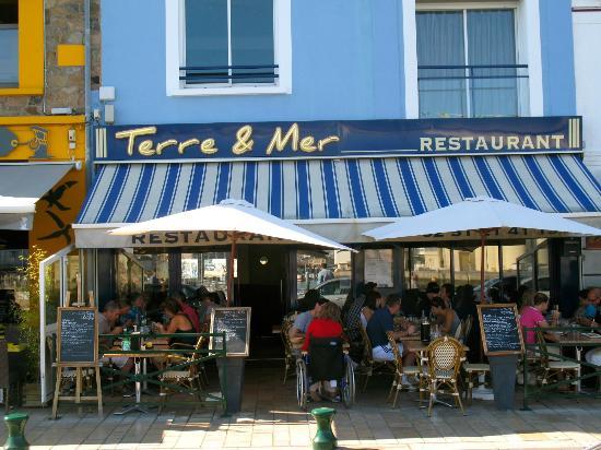 Restaurant terre et mer les sables d 39 olonne restaurant - Restaurant le port les sables d olonne ...
