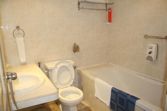 Aldy Hotel Stadthuys: bathroom
