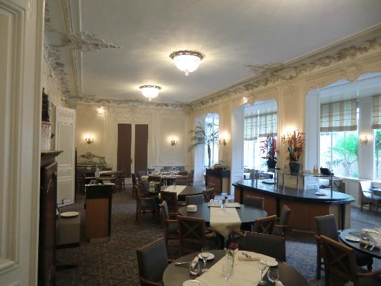 Hotel Oceania Le Métropole: Speisesaal