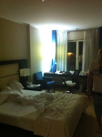 Ramada Plaza Istanbul City Center: room 606