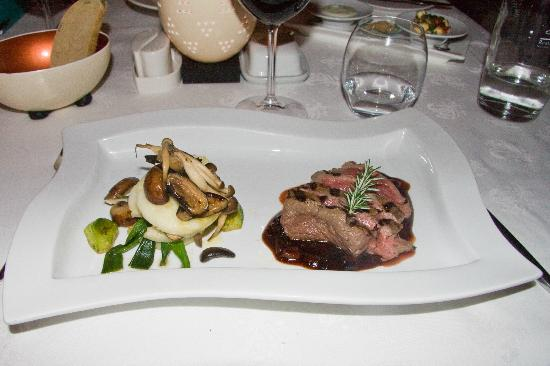Serendipity Restaurant: Beef Fillet