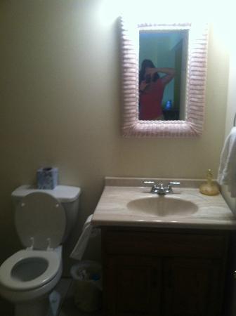 Casa Giunta Bed and Breakfast: Bathroom