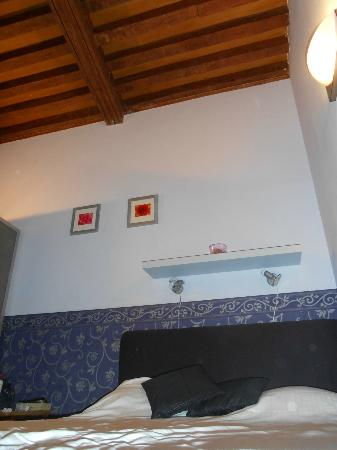 Hotel Karel de Stoute: double room no4 first floor