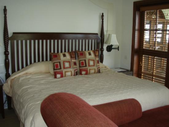 كاب ميزون ريزورت آند سبا: our bed 