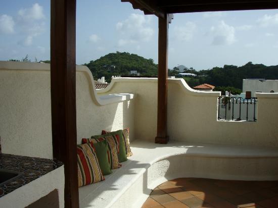Cap Maison: rooftop terrace