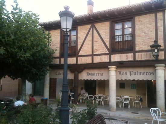 Hostería de Los Palmeros: Fachada Principal Los Palmeros