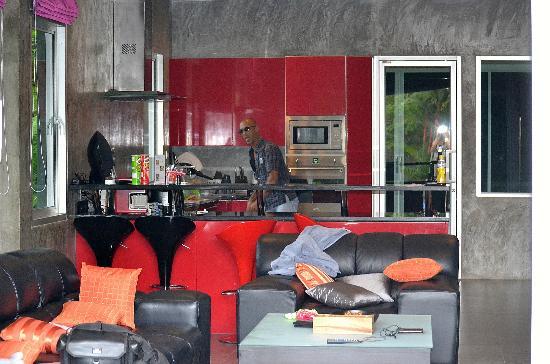 Pura Vida Villas Phuket: la cuisine