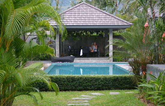 Pura Vida Villas Phuket: le sala