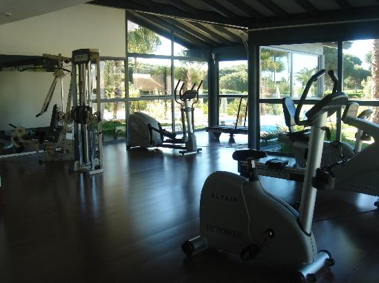 Precise Resort El Rompido - The Hotel: gimnasio