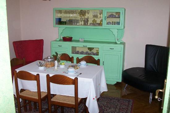 B&B Mimosa: Sala colazione