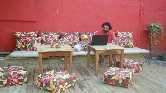 Pousada Tropicana: wi-fi grátis