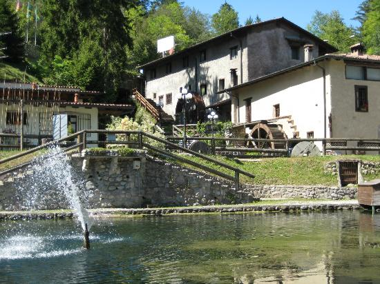 Vecchio Mulino: Vista Hotel