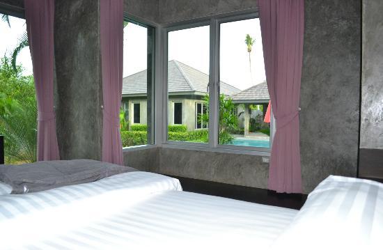 Pura Vida Villas Phuket: ue de la chambre