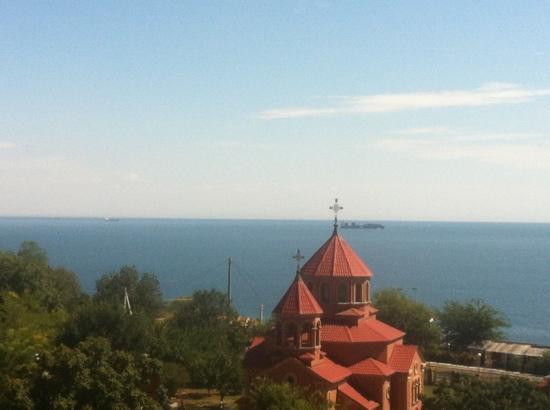 Arcadia district: Армянская церковь
