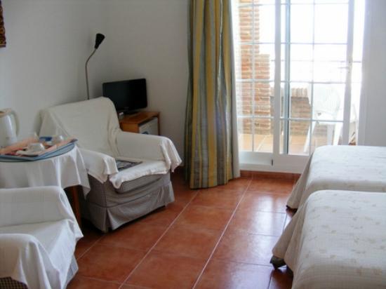 Hotel Casa Rosa: Bedroom