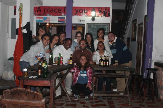 Destino Nomada - DnHostel Bogota: Gente linda!
