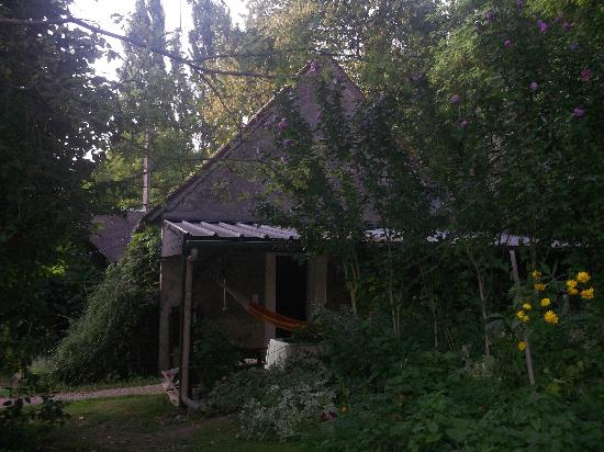 la vallée de vaux : la terrasse