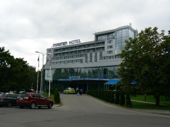 Bellevue  Park Hotel Riga: Otel Maritim