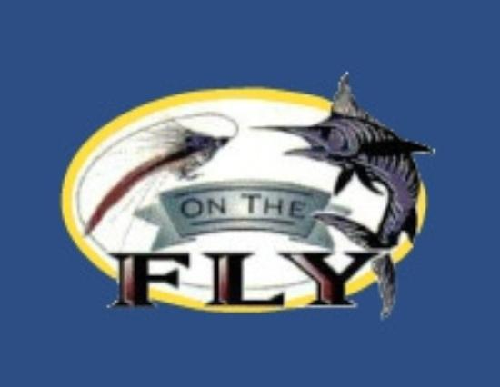 On The Fly Costa Rica Big Game Fishing : On The Fly Logo