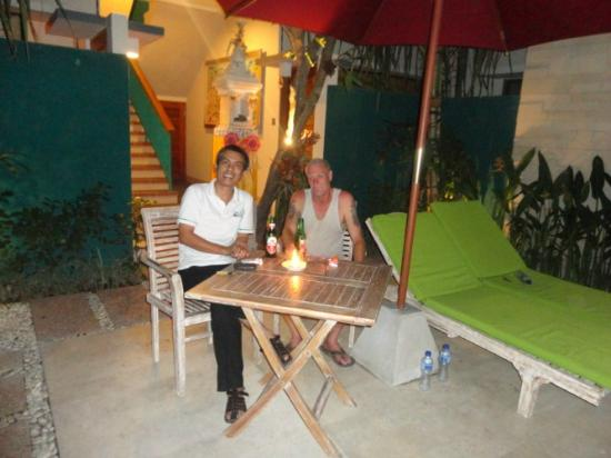 The Green Zhurga Suites : Our Guest
