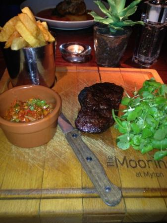 The Moorings: fillet rubbish!!!!