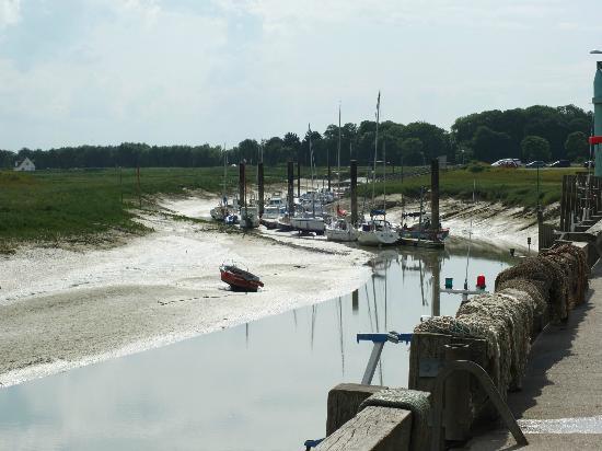 Decouvrons la Baie de Somme Day Tours : Le port