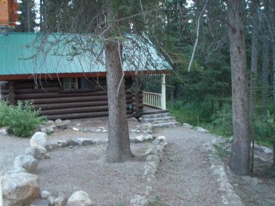 Storm Mountain Lodge & Cabins : the cabin