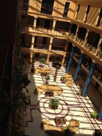 Tsakhkadzor, Armenien: lobby