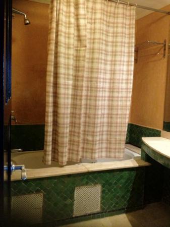 Hotel Diwan Casablanca : diwan salle de bain