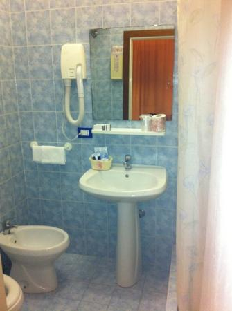 Parking Hotel Giardino: bagno