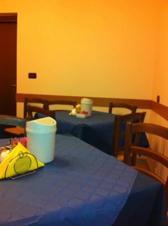 Parking Hotel Giardino: sala colazione