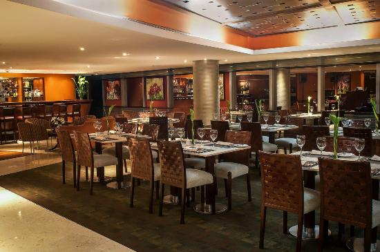 LIDOTEL Centro Lido Caracas: Restaurant Le Nouveau