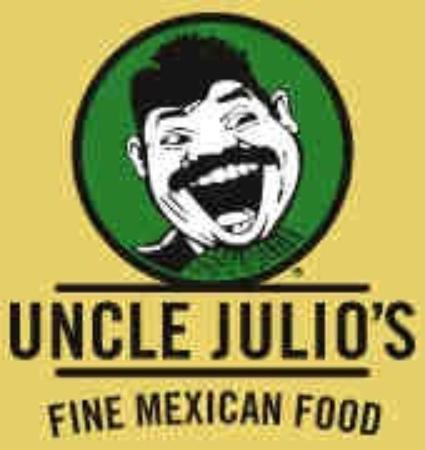 Uncle Julio's Hacienda: Uncle Julio's Sign