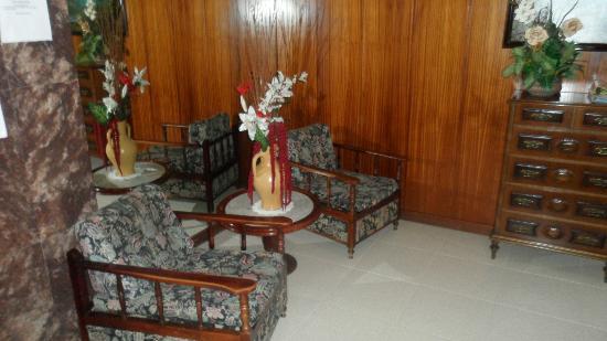 Hotel Playa Sol: Recepción