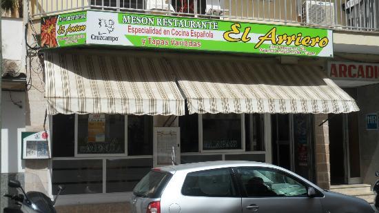 Hotel Playa Sol: Bar El Arriero