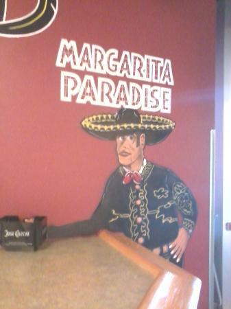 Margarita Paradise Painting