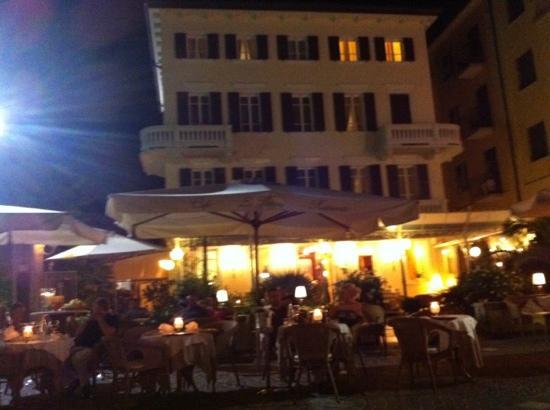 Cafe La Vittoria: hotel vittoria