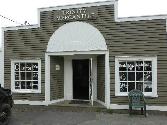 Trinity Mercantile : Trinity`s Mercantile Cafe