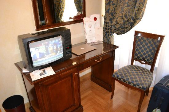 Hotel Nord Nuova Roma: tv