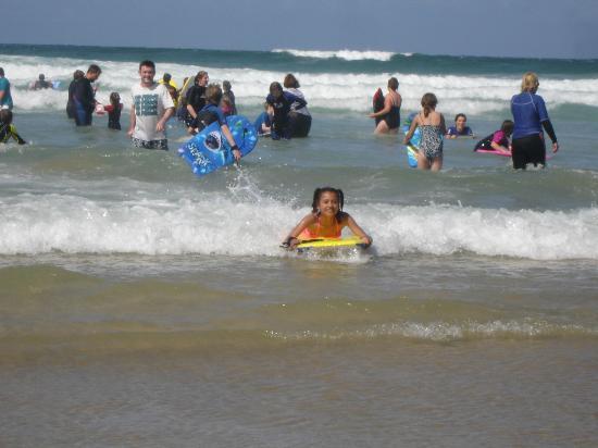 Plage de Fistral : Fistral Beach