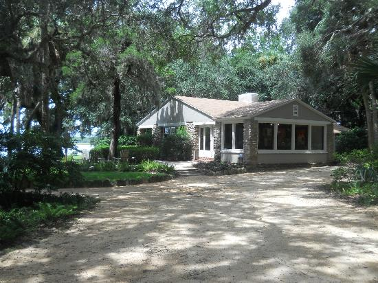 ‪‪Washington Oaks Gardens State Park‬: cottage‬