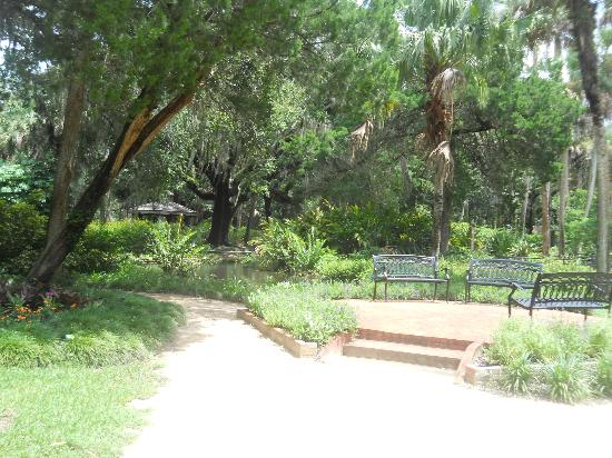 Washington Oaks Gardens State Park: love it here