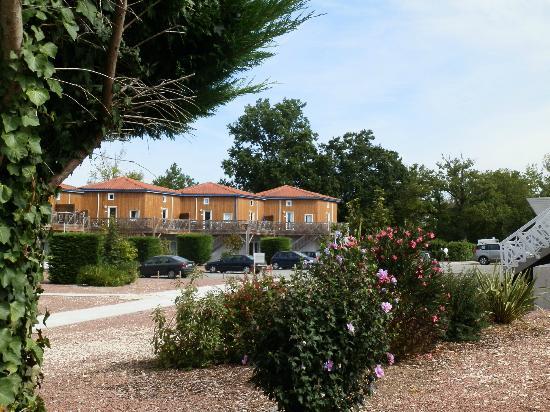 Park & Suites Village La Rochelle - Marans : attention a ce cote de location..