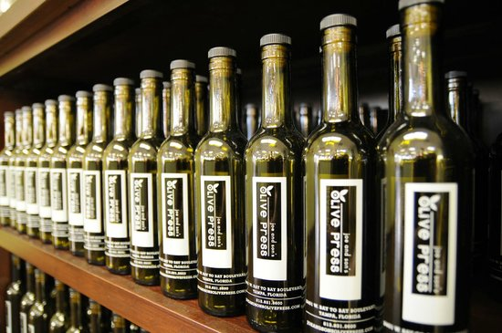 Joe and Son's Olive Oils