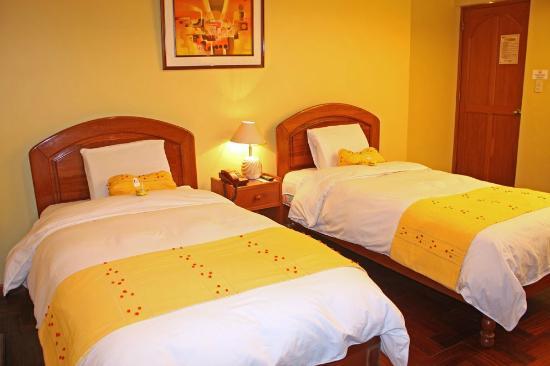 Hotel Samana Arequipa: Doble