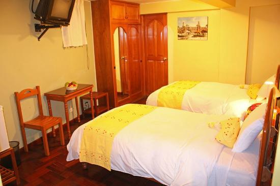 Hotel Samana Arequipa: Habitación Doble