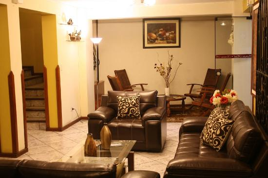 Hotel Samana Arequipa: Lobbys