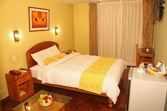 Hotel Samana Arequipa: Simple