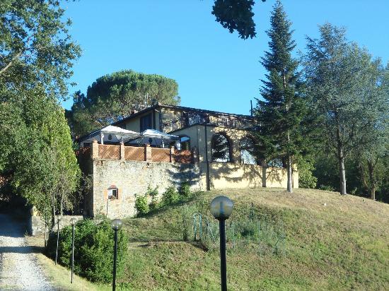 Villa Poggio di Gaville: The beautiful villa