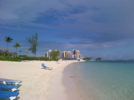 All breezes hotel in bahamas swinging moved New